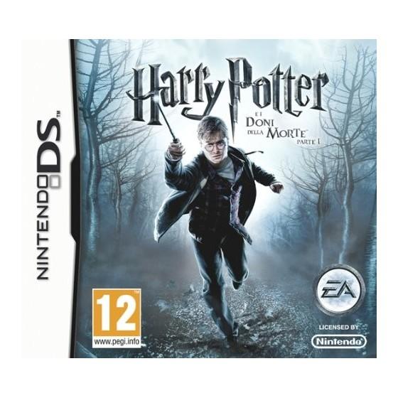 Harry Potter e i Doni della Morte - Parte 1 - DS usato