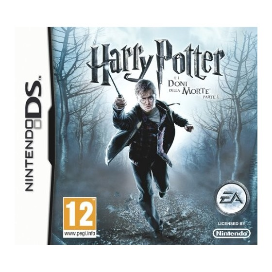 Harry Potter e i Doni della Morte - Parte I - DS