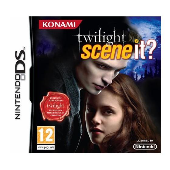 Twilight Scene It - DS usato