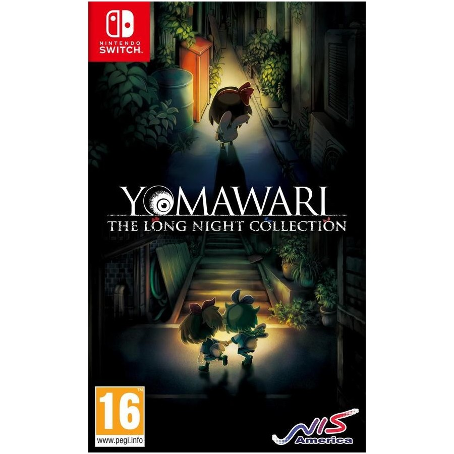 Yomawari - The Long Night Collection - Switch