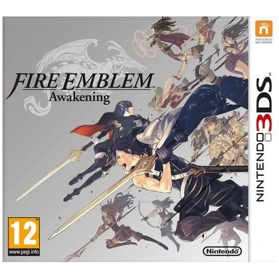 Fire Emblem Awakening - 3DS usato
