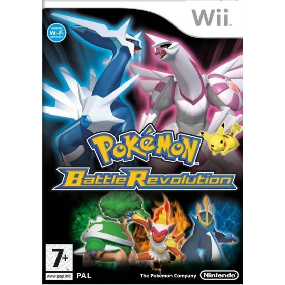 Pokémon Battle Revolution - Wii usato