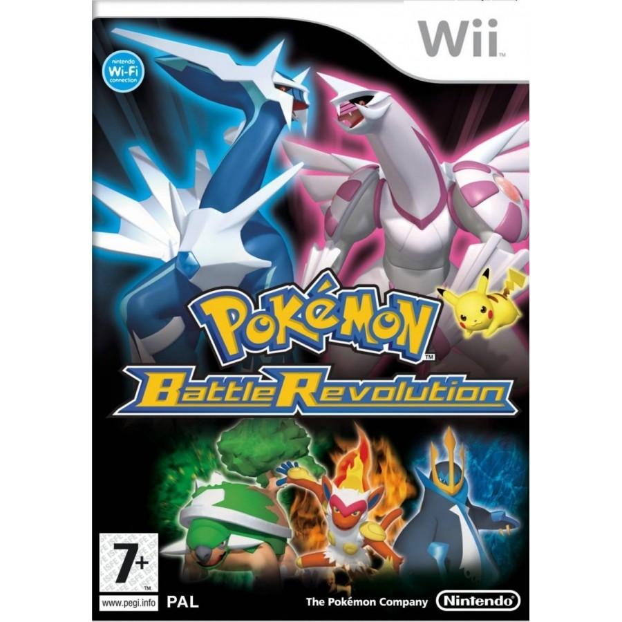 Pokémon Battle Revolution - Wii