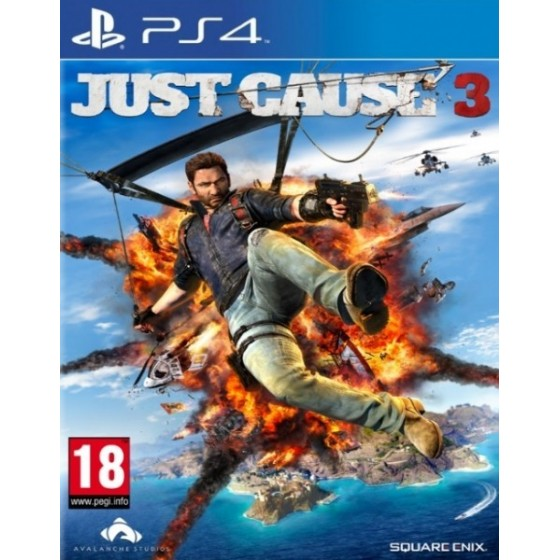 Just Cause 3 - PS4