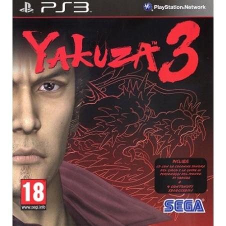 Yakuza 3 - PS3 usato