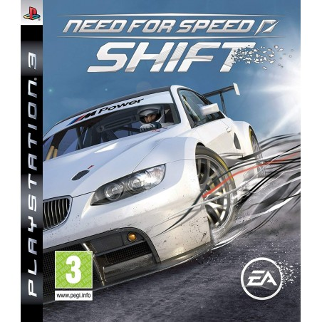 Need for Speed SHIFT - PS3 usato