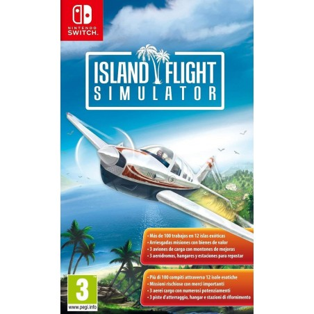 Island Flight Simulator - Switch