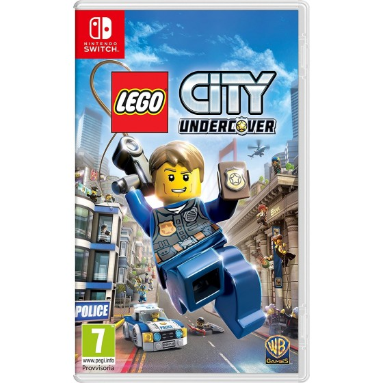 LEGO CITY Undercover - Switch