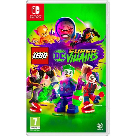 LEGO DC Super Villains - Switch