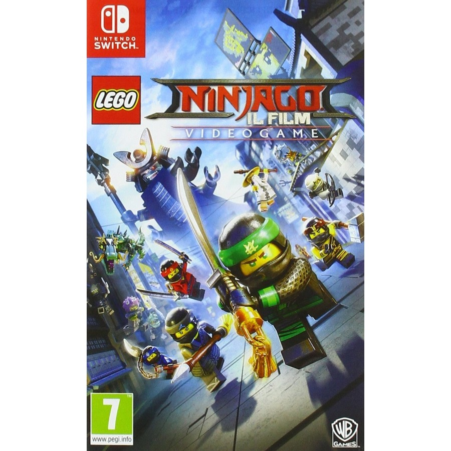 LEGO Ninjago Il film Videogame - Switch