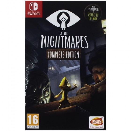 Little Nightmares - Complete Edition - Switch
