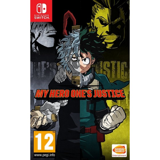 My Hero One's Justice - Switch