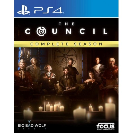 The Council - Complete Edition - PS4