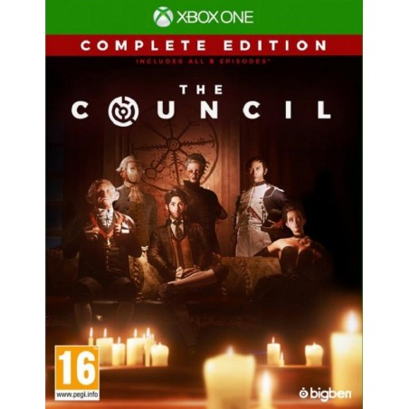 The Council - Complete Edition - Xbox One