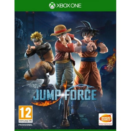 Jump Force - Preorder Xbox One
