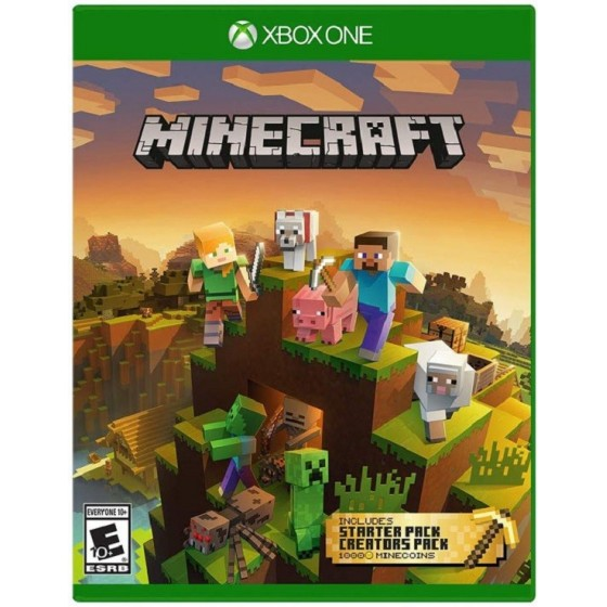 Minecraft Master Collection - Preorder Xbox One