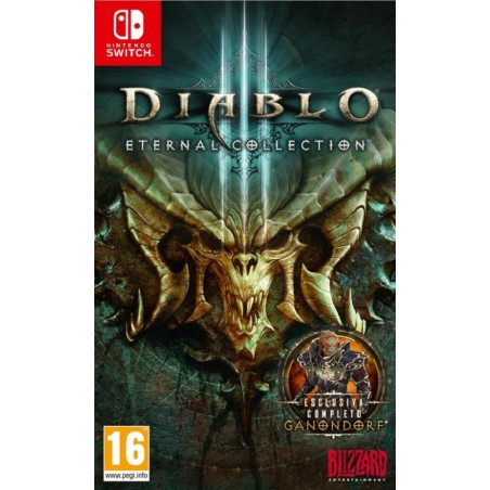 Diablo III - Eternal Collection - Switch
