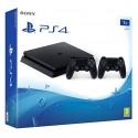 PlayStation 4 Slim 1000GB + 2° Controller Wireless