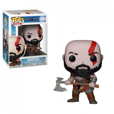 Funko Pop! - Kratos - God of War (269)