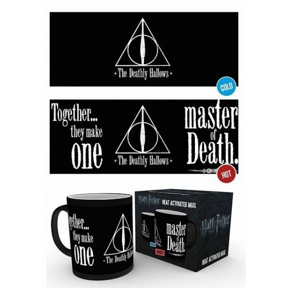 Tazza Termica - Master of Death - Harry Potter