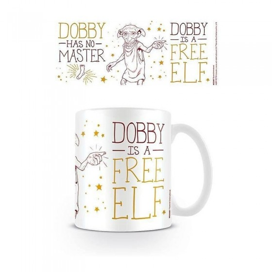 Tazza - Dobby - Harry Potter
