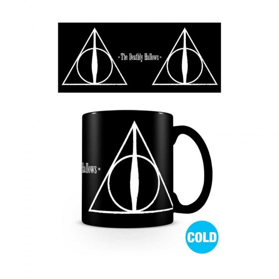 Tazza Termica - Deathly Allows - Harry Potter