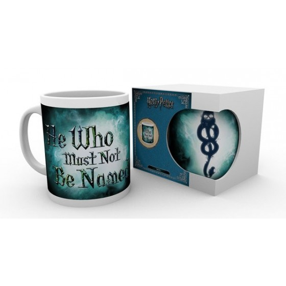 Tazza - The Who Must Not Be Named - Harry Potter