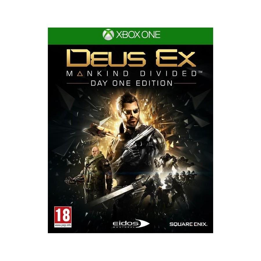 Deus Ex: Mankind Divided per xbox one
