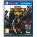Infamous Second Son - PS4