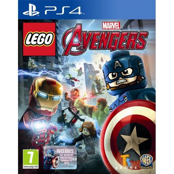 Lego Marvel Avengers - PS4 usato