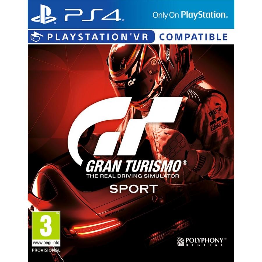 Gran Turismo Sport - Standard Edition - PS4