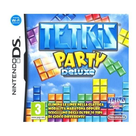 Tetris Party Deluxe - DS