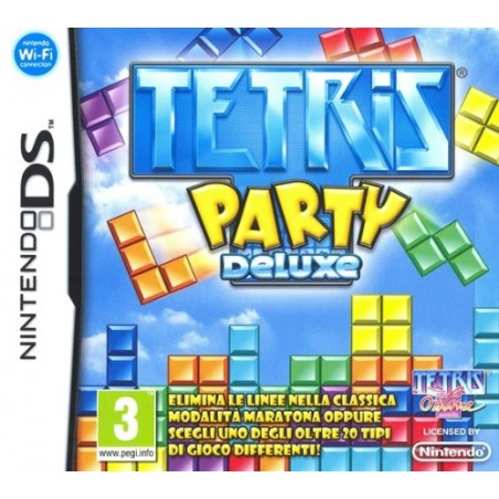 Tetris Party Deluxe - DS