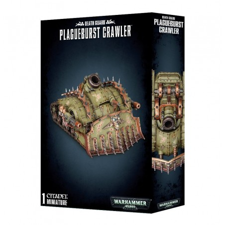 Warhammer 40.000 - Plagueburst Crawler - The Gamebusters