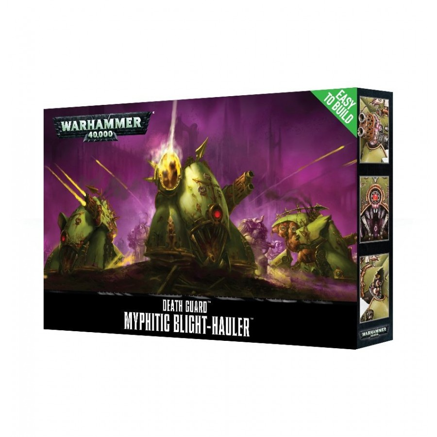 Warhammer 40.000 - Myphitic Blight-Hauler - The Gamebusters