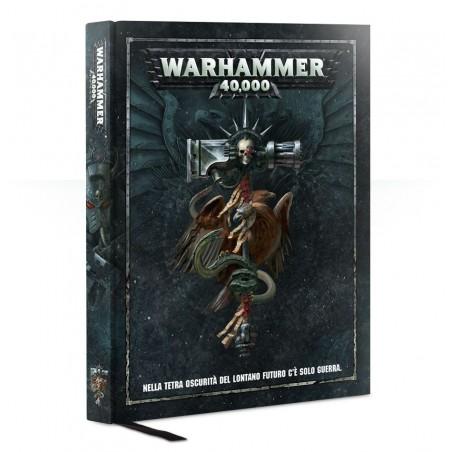 Warhammer 40.000 - Nella tetra oscurità del lontano futuro c'è solo guerra - Regolamento