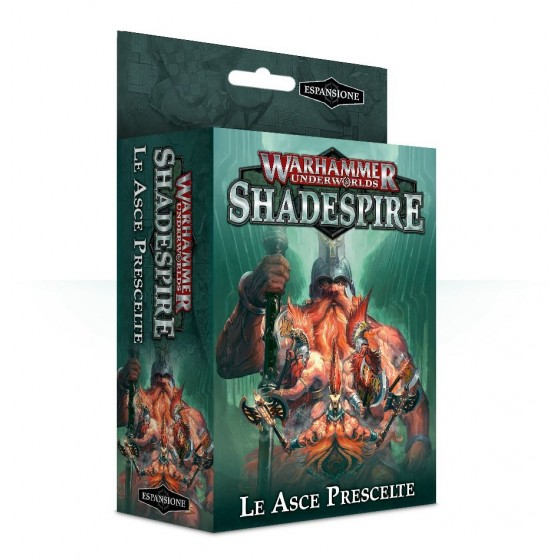 Warhammer Underworlds: Shadespire Le Asce Prescelte | The Gamebusters