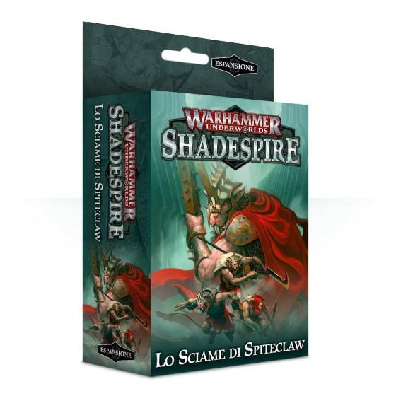 Warhammer Underworlds: Shadespire – Lo Sciame di Spiteclaw