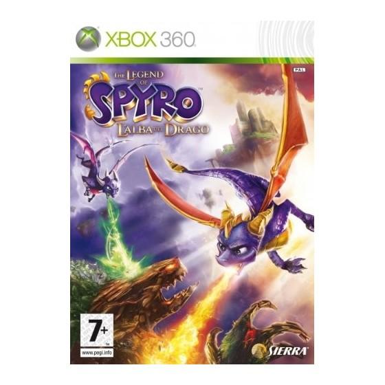 The Legend of Spyro L'alba del Drago - Xbox 360