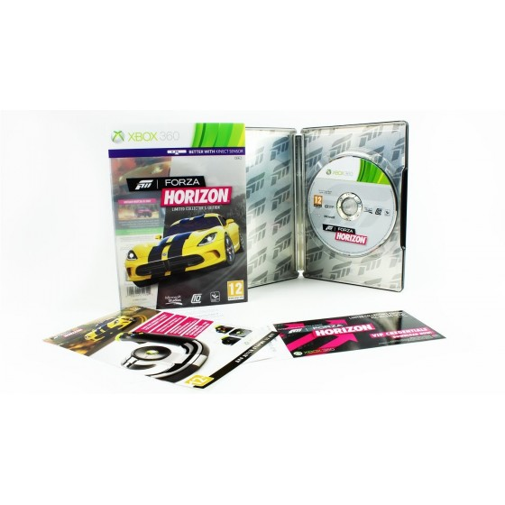 Forza Horizon - Limited Edition - Xbox 360