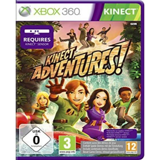Kinect Adventures - Xbox 360