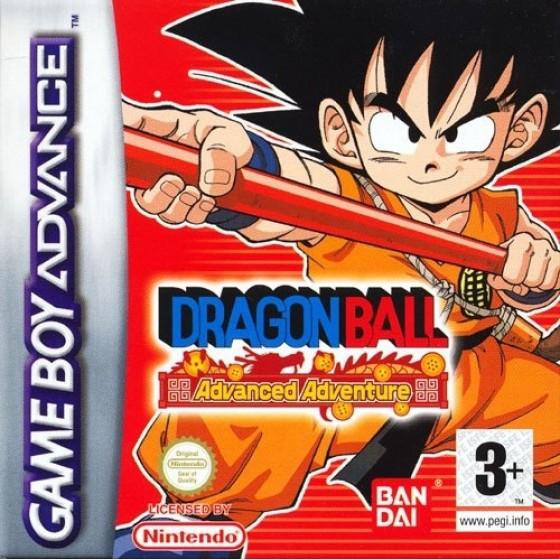Dragon Ball - Advanced Adventure - Game Boy Advance