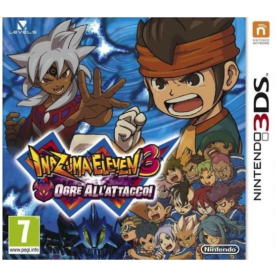 Inazuma Eleven 3 Ogre all'Attacco - 3DS