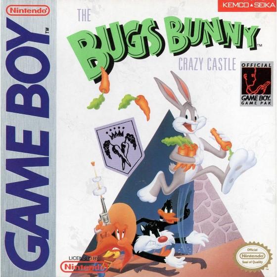The Bugs Bunny Crazy Castle - Game Boy usato