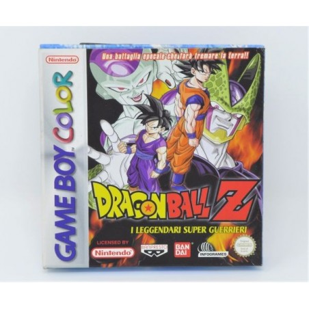 Dragon Ball Z - I Leggendari Super Guerrieri - Game Boy Color