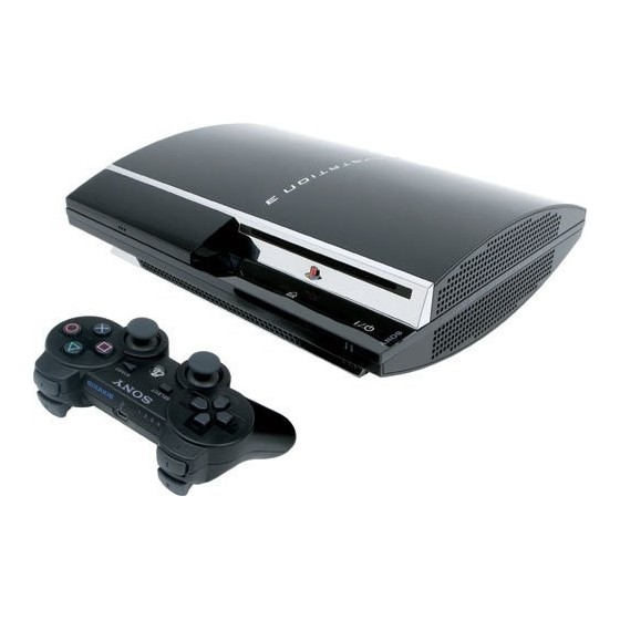 PlayStation 3 FAT 80 GB usata