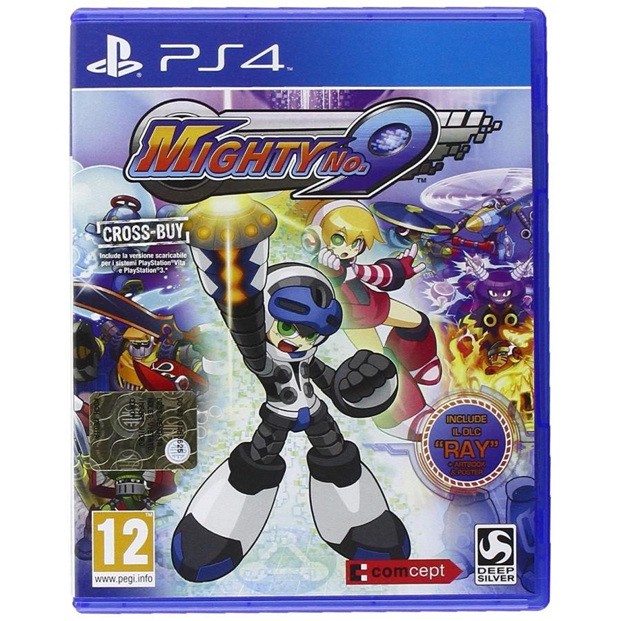 Mighty No.9 - PS4 usato
