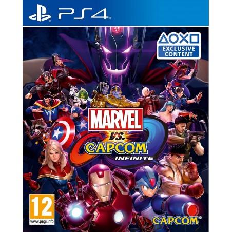 Marvel vs Capcom: Infinite - PS4