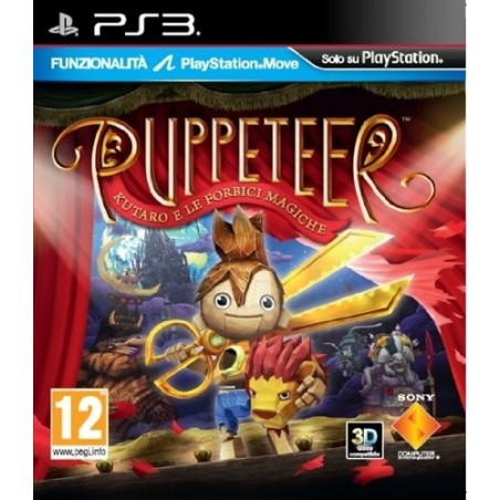 Puppeteer - PS3 usato