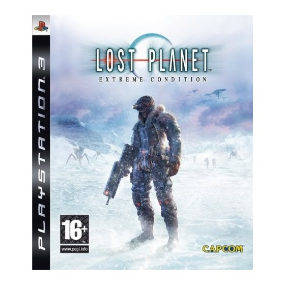 Lost Planet Extreme Condition - PS3 usato